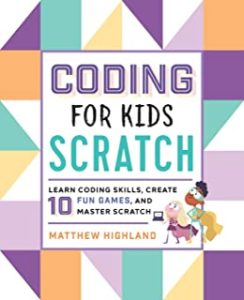 coding for kids scratch cover art