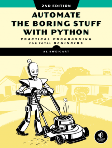 coding for beginners: automate the boring stuff cover